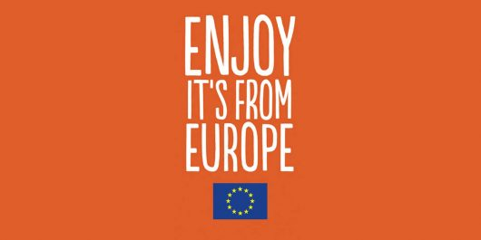 Enjoy its from Europe